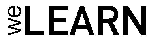 WeLearn logo dark