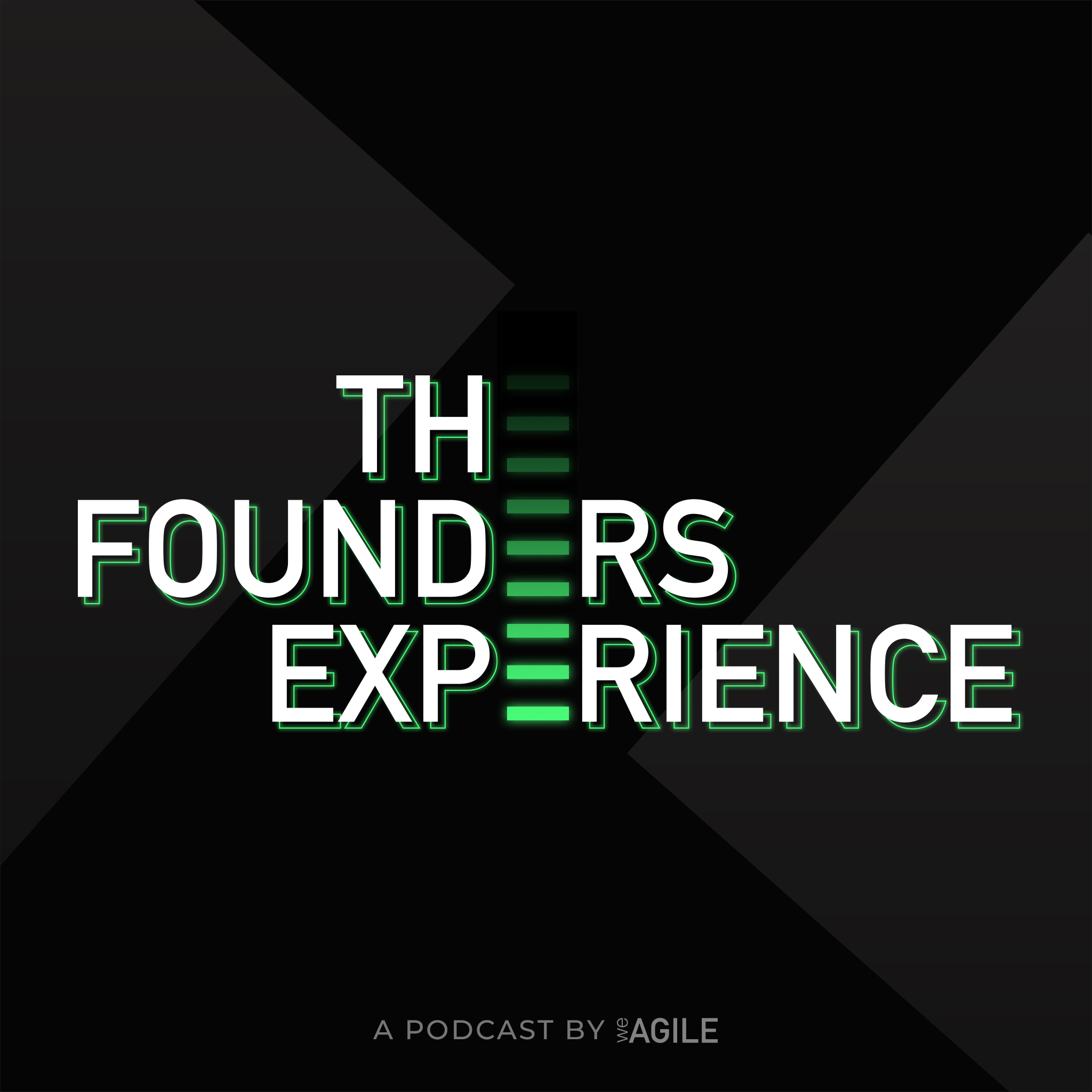 The founders experience podcast logo