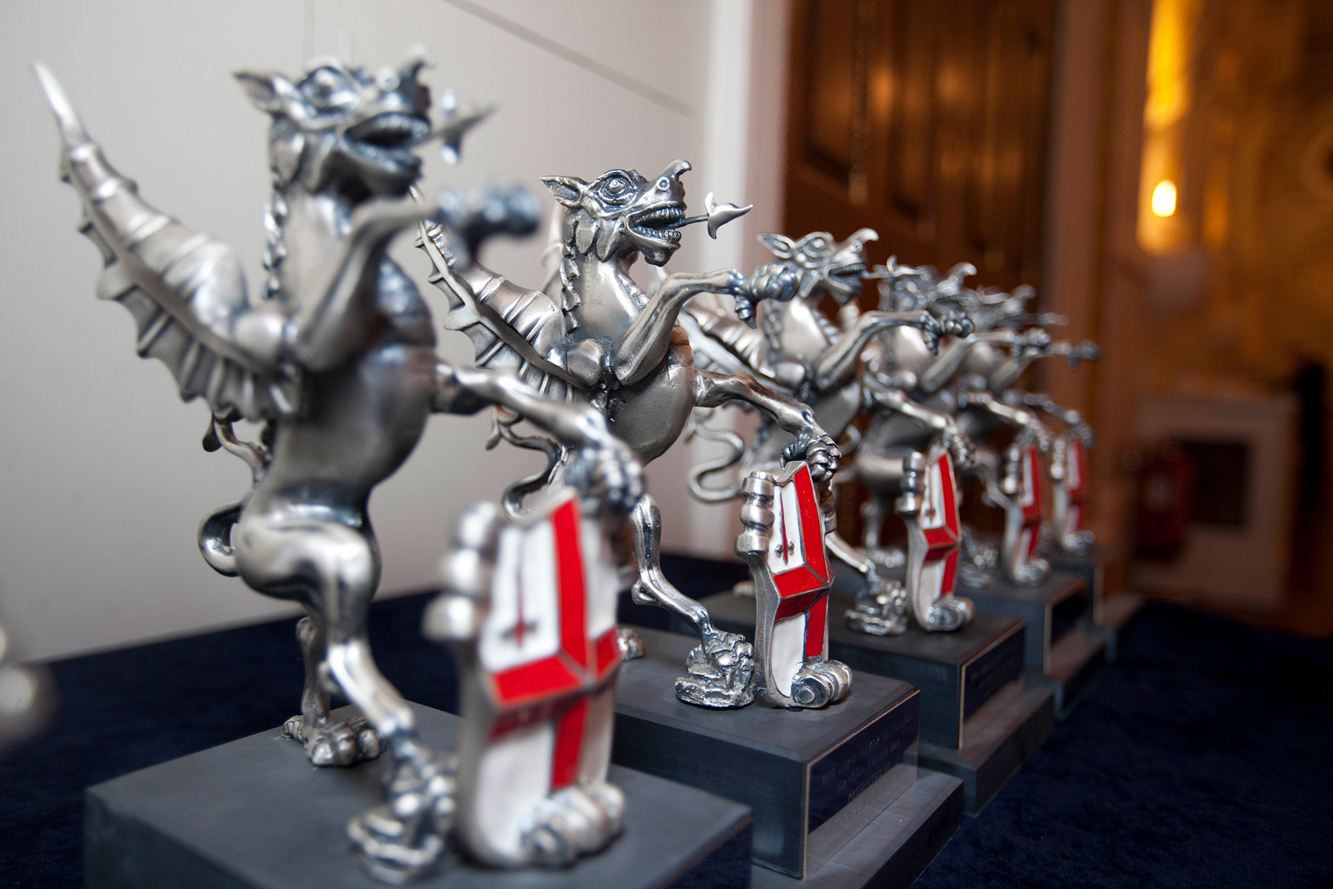WeAgile Wins The Prestigious Lord Mayor's Dragon Award