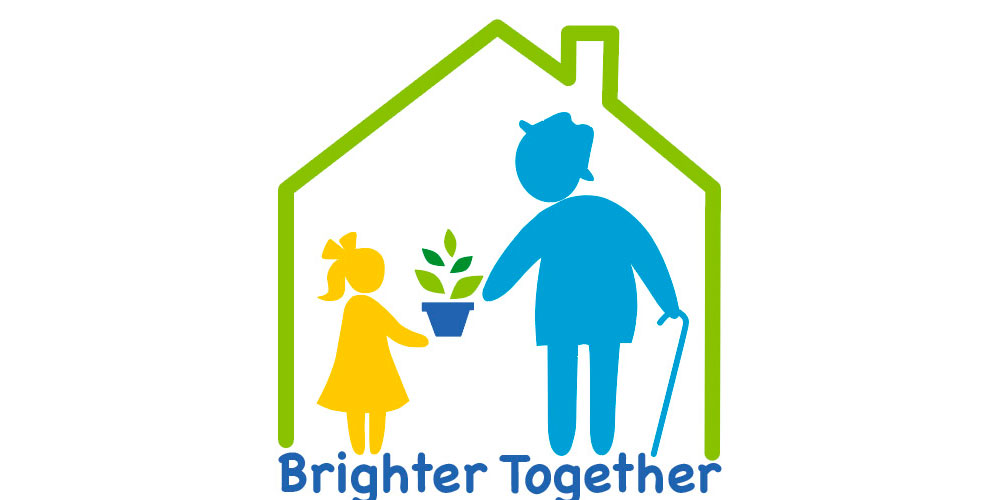 Brighter Together Logo