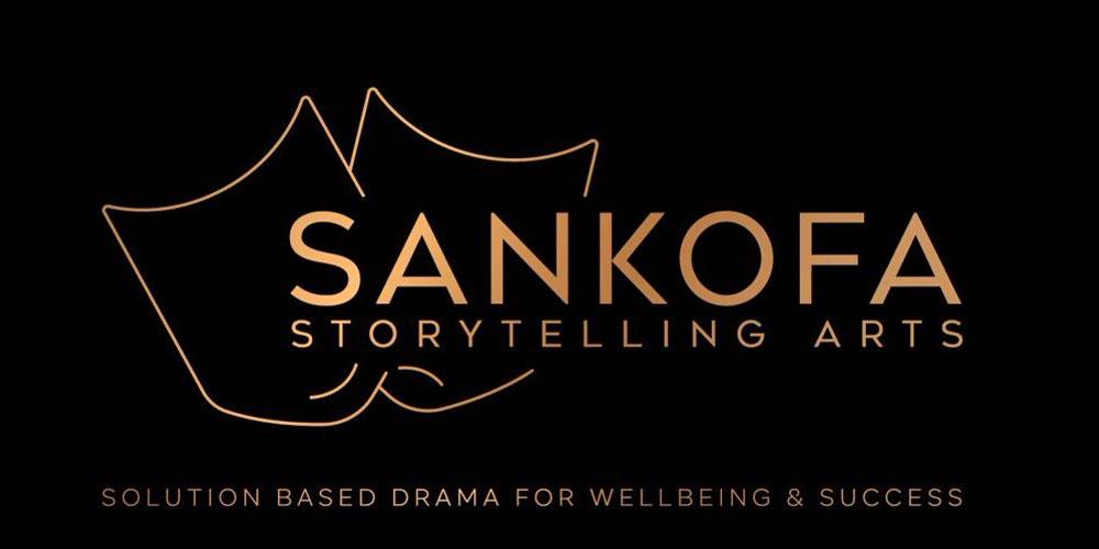 Sankofa Storytelling Arts logo